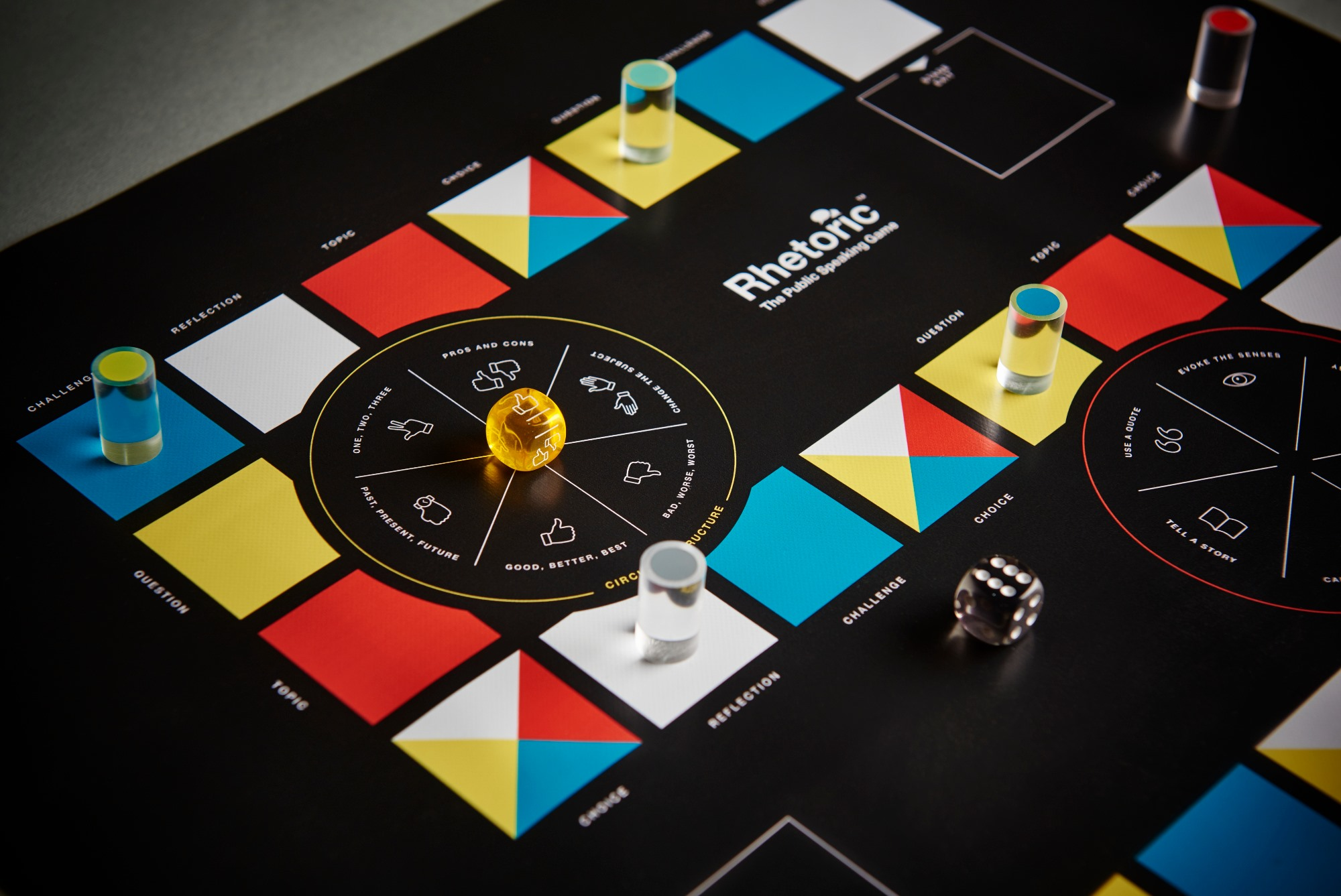 Rhetoric Game - Product Design by Ingmar Koglin