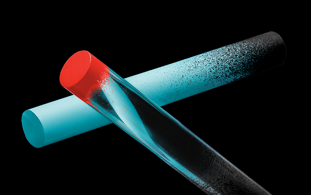 Tokens Material Test - Rhetoric Game - Product Design by Ingmar Koglin